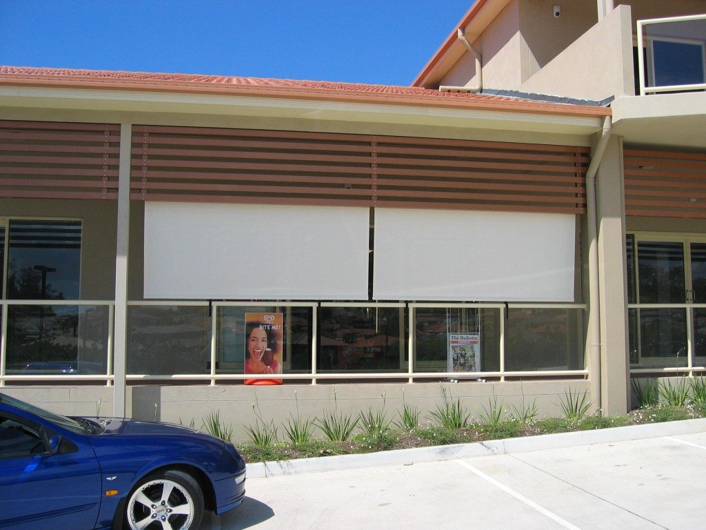 Spring Roller Awnings In Queensland Modern Blinds