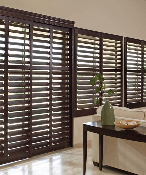 Luxurywood Shutters - Modern Blinds