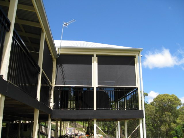 Twist Lock Awning Guide Queensland Modern Blinds